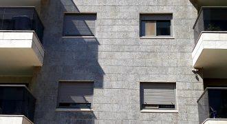 A louer appartement 5 pieces 5500 shekels Netanya Agamim