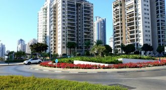 Appartement à louer Netanya Poleg  3pièces 4500shekels