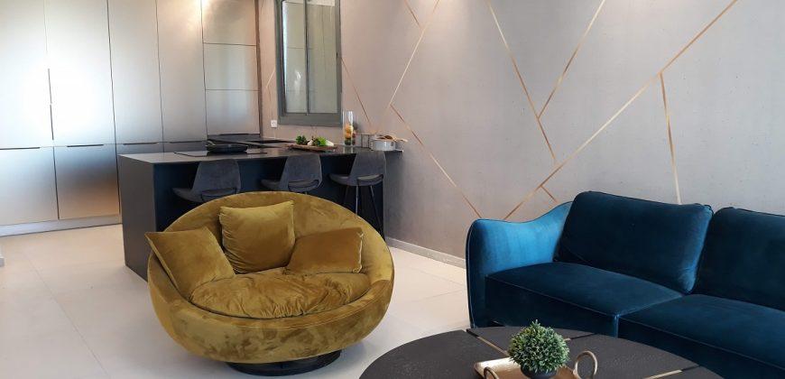 Projet appartement de luxe 5 pieces Netanya ( Agamim)