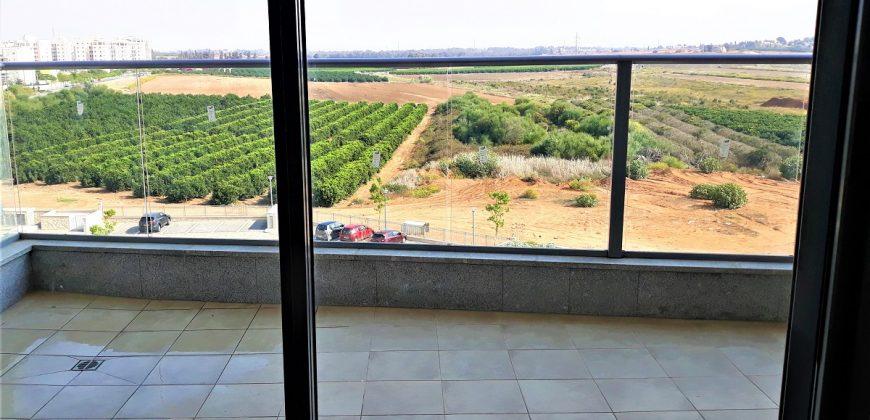 Grand appartement neuf 5 pieçes  à louer Netanya