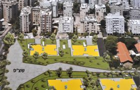 New real estate project in Netanya