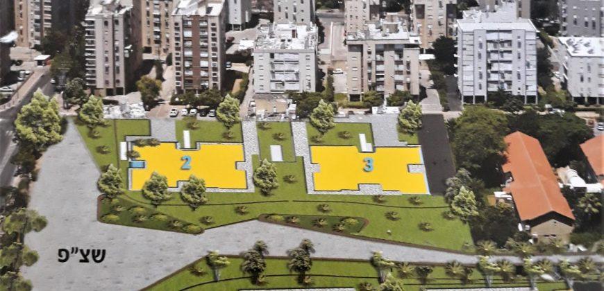 Projet neuf appartement Netanya
