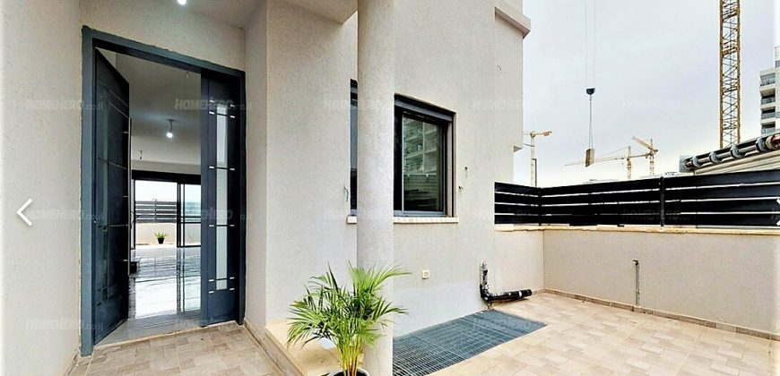 Villa à vendre (près) Netanya