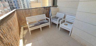 Appartement 3 pieces à louer Netanya